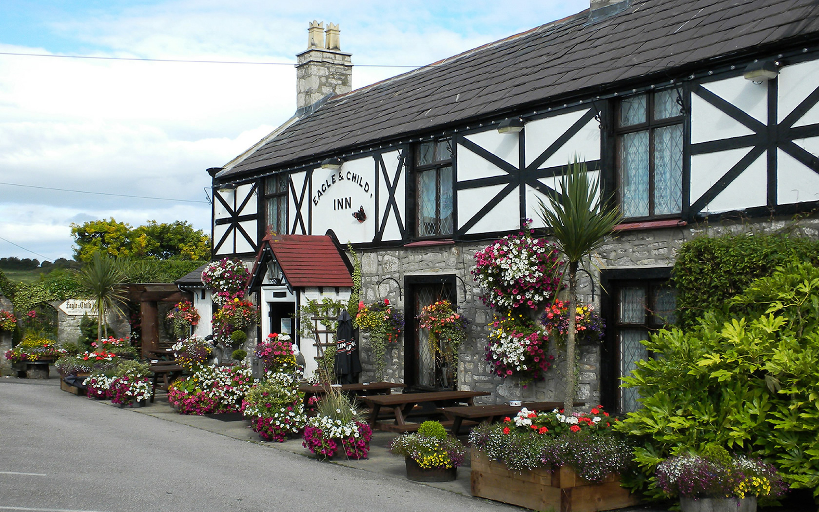 Eagle and Child Inn